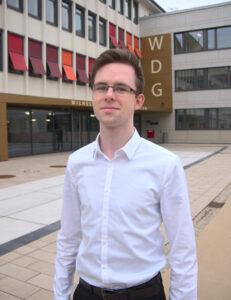 Vorstand Phillip Böhme