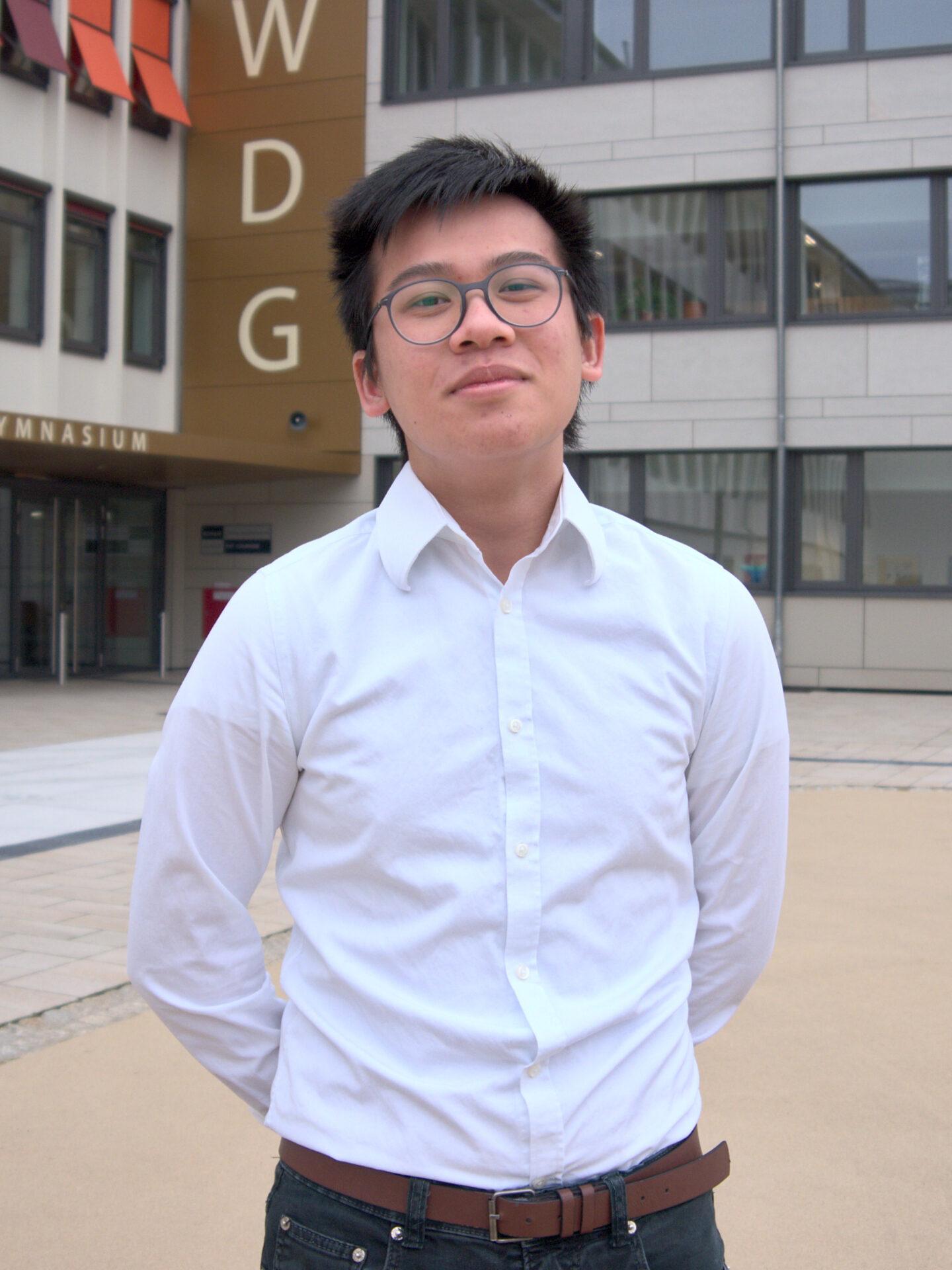 Mitglied Hieu Nguyen